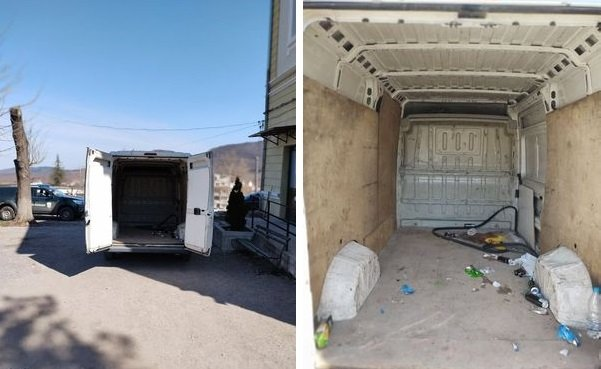 Задържаха 20 афганистанци близо до българо-сръбската граница