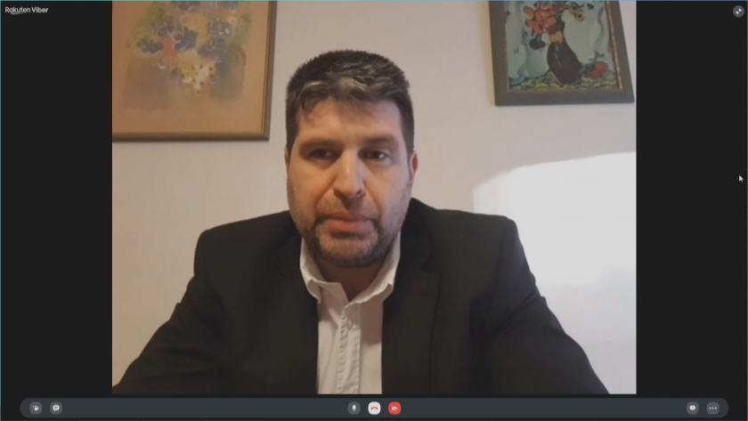 Росен Бъчваров: Над 95% от данъчните декларации се подават по електронен път