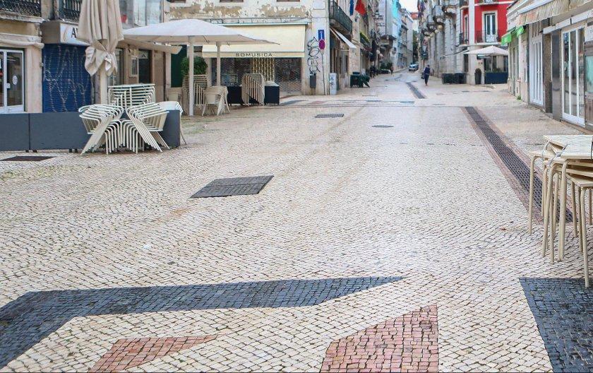 португалия въвежда дневна карантина пристигащите полети българия