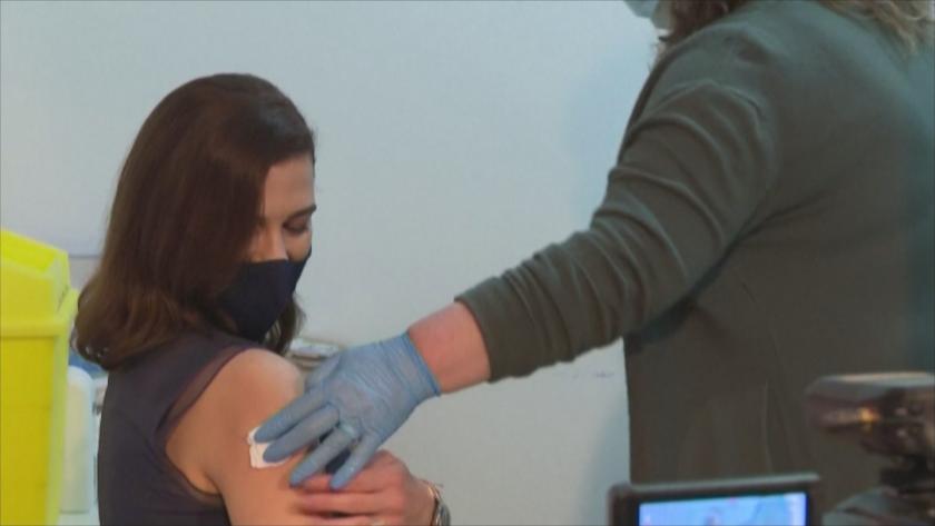 правителството кипър ваксинира астра зенека