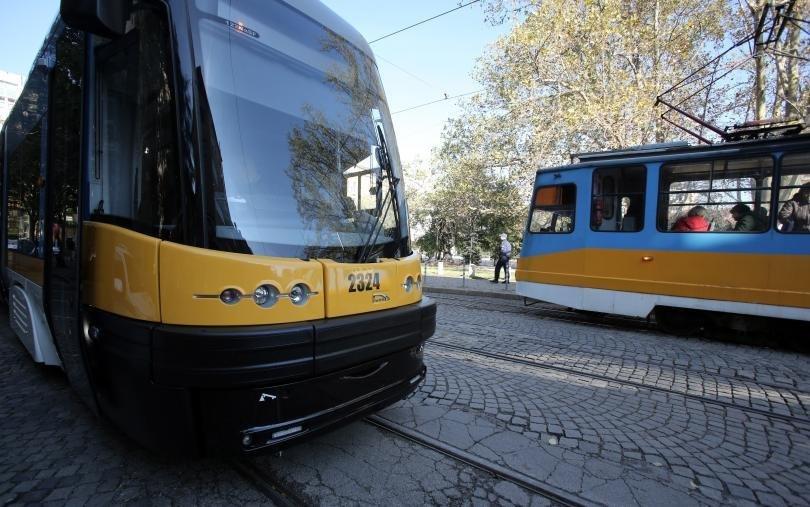 започва реконструкцията трамвайната линия булldquoцар борис iiildquo