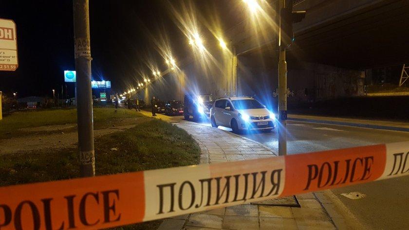 Мъж е убит в района на Околовръстното в София