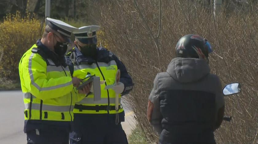 """""""Пътна полиция"""" с нова акция: Ще следи мотоциклетистите"""