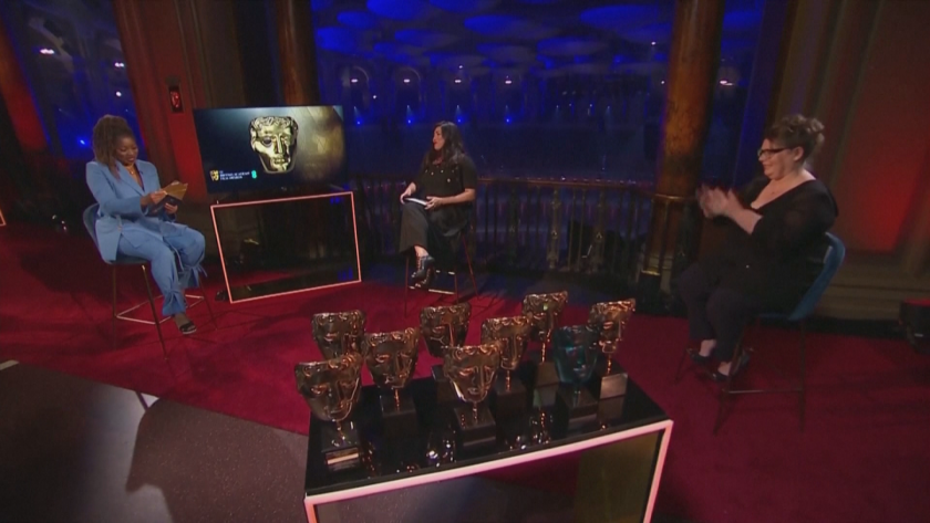 Започна раздаването на наградите на Британската академия за филмово и
