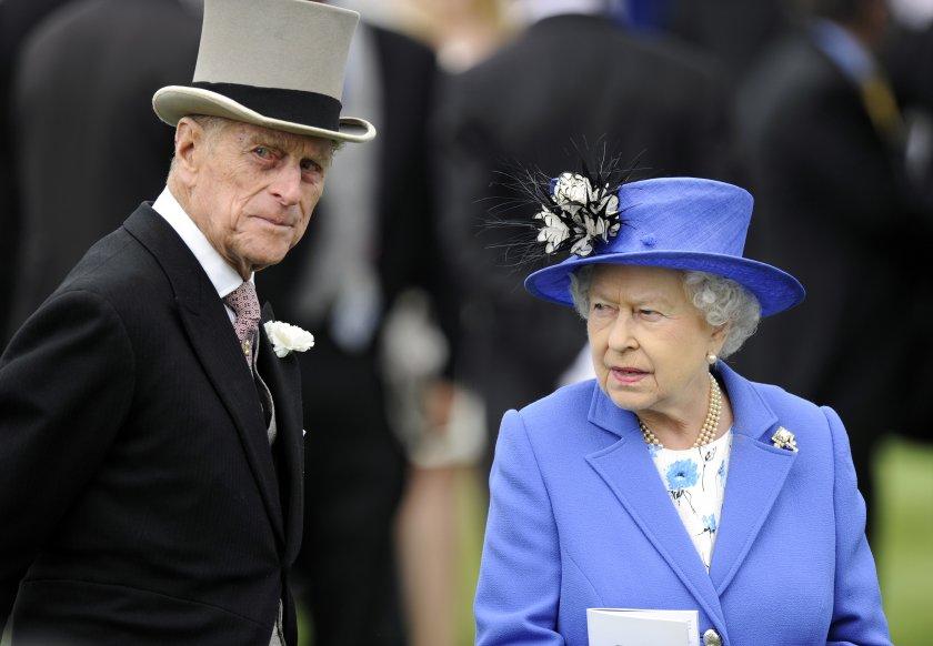 абдикира кралица елизабет смъртта принц филип