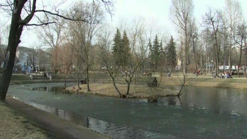 Термометрите в Москва отчетоха рекорд - 21 градуса през април