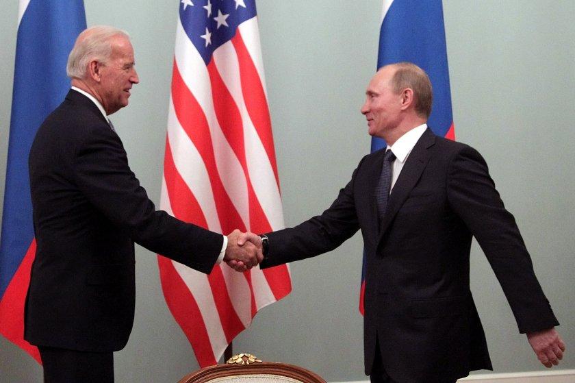 Кремъл ще разгледа предложението на американския президент Джо Байдън да