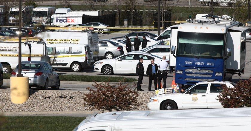 Осем убити и много ранени при поредно масово убийство в