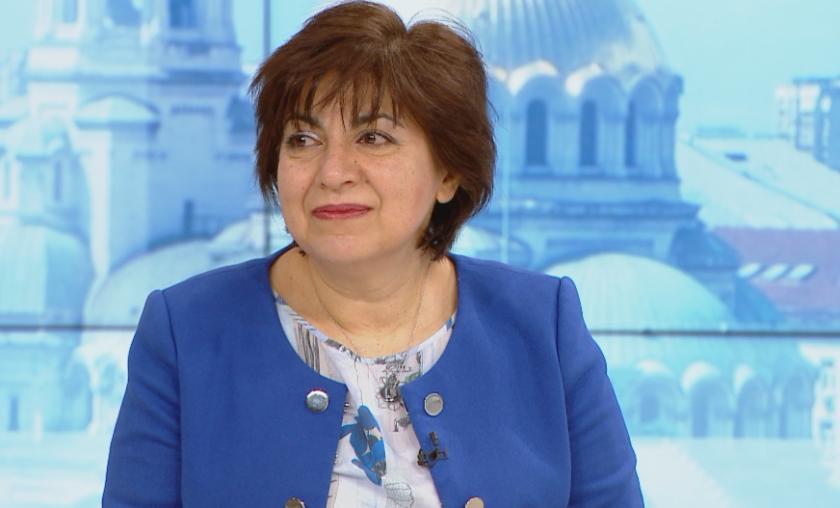 Доц. Мария Стаевска, която е началник на Клиниката по клинична