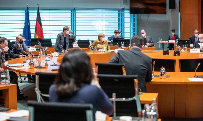 Германското правителство промени Закона за защита от инфекции. С поправките