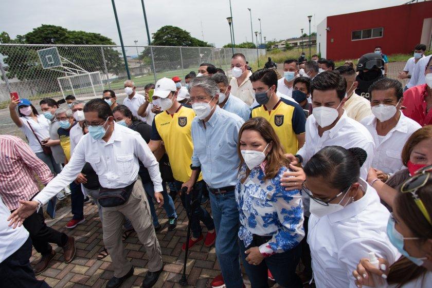 Еквадор има нов президент и е на път да смени