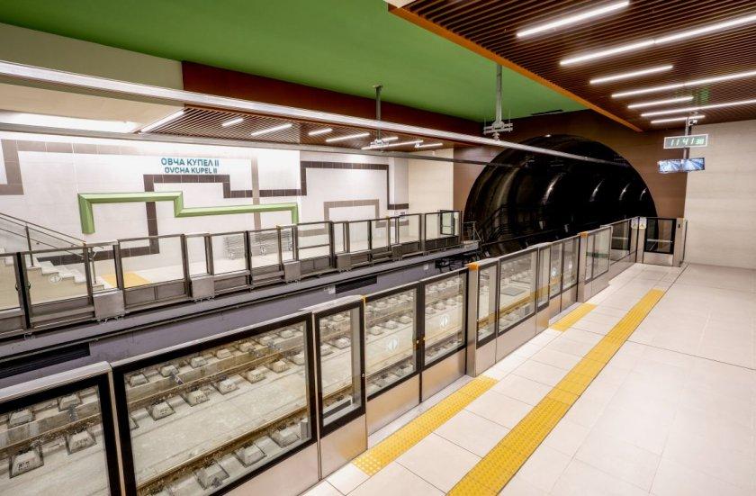 спират метрото линия уикенда