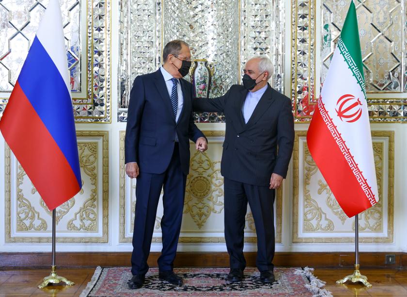 Сергей Лавров и Мохамад Зариф обсъдиха иранската ядрена програма