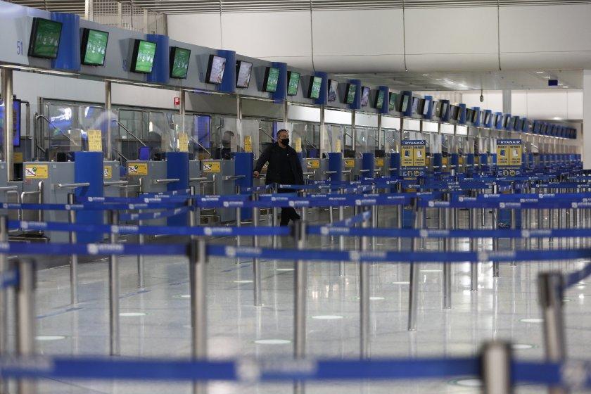 гърция планира отвори летища полети април