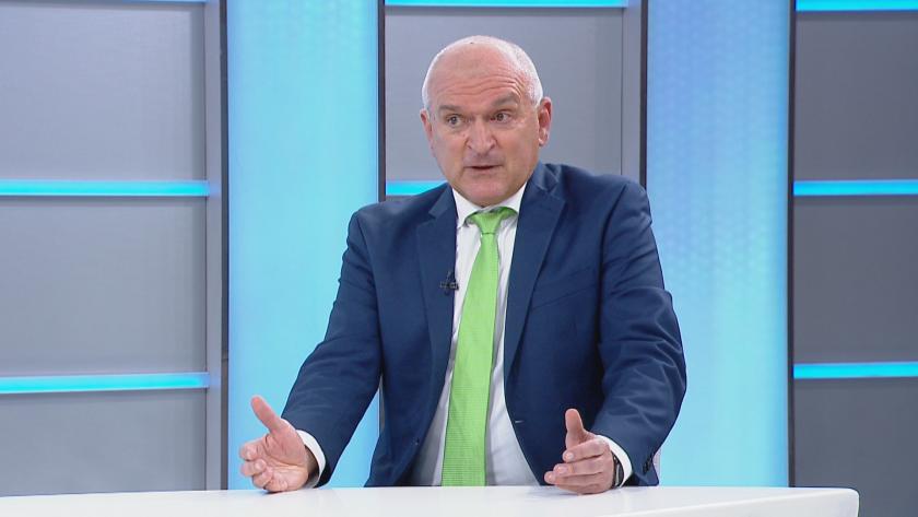 Решението да бъде задължен премиерът в оставка Бойко Борисов да