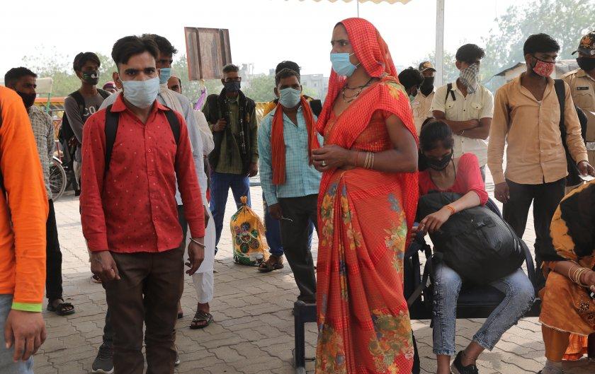 индия световен рекорд заболели covid часа