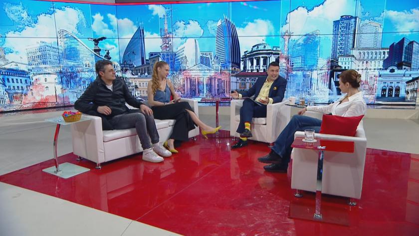 """Тази вечер: Започва """"Порталът"""" - новият български сериал на БНТ"""