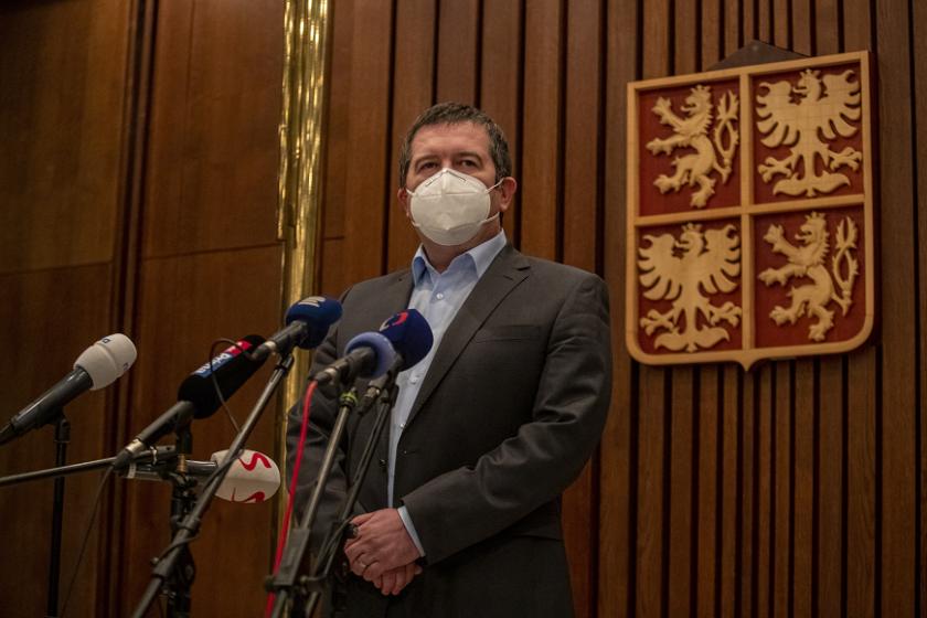 Шпионски игри: Още за напрежението между Прага и Москва