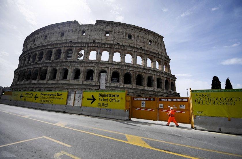 Кой спечели надпреварата за възстановяване на Колизеума