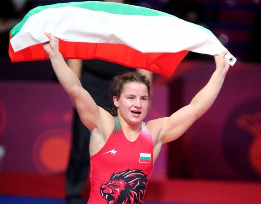 Биляна Дудова триумфира с пета европейска титла, спечелена на първенството