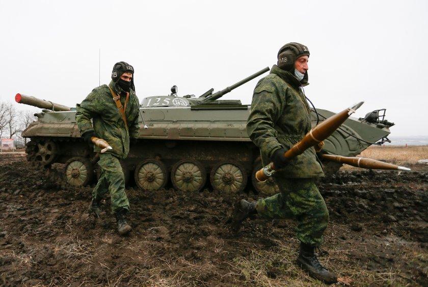 пентагона границата украйна повече руски военни отколкото анексирането крим
