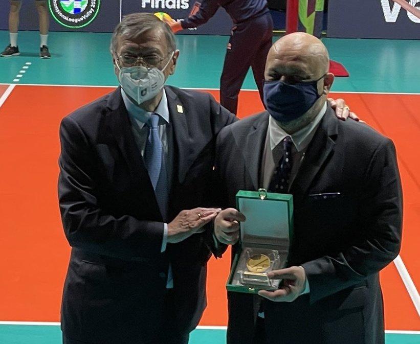избраха красен кралев посланик европейския волейбол