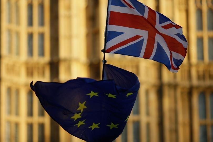 гласува търговската сделка великобритания брекзит април