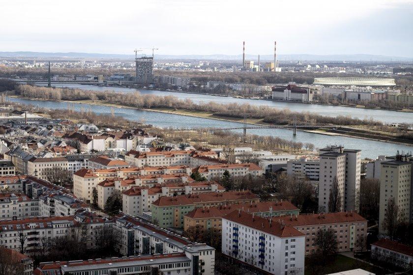 Няколко земетресения са регистрирани тази нощ в Австрия.Най-силният трус с