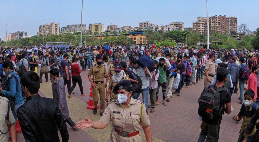 индия новият епицентър пандемията covid