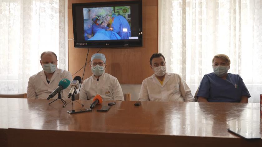 Български и полски лекари поставиха кохлеарни импланти за първи път в Североизточна България