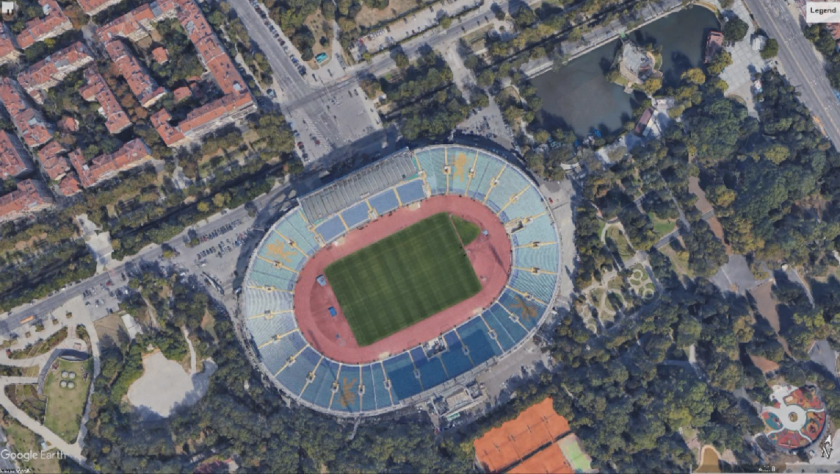 куп ограничения заради мача цска локо националния стадион