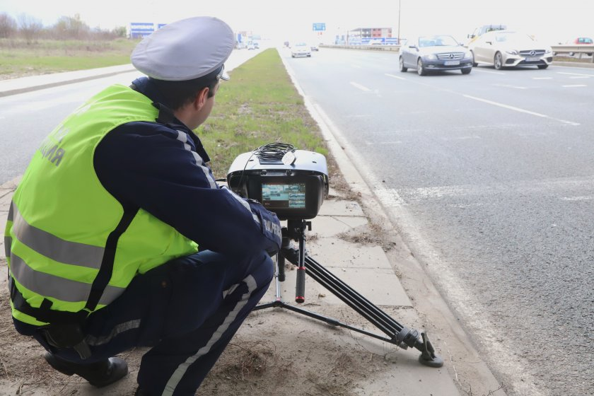 Нова специализирана полицейска акция започна от днес Пътната полиция. Засилени