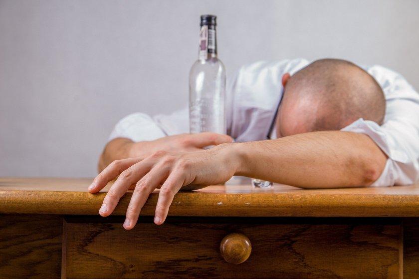 бум смъртността злоупотреба алкохол англия уелс