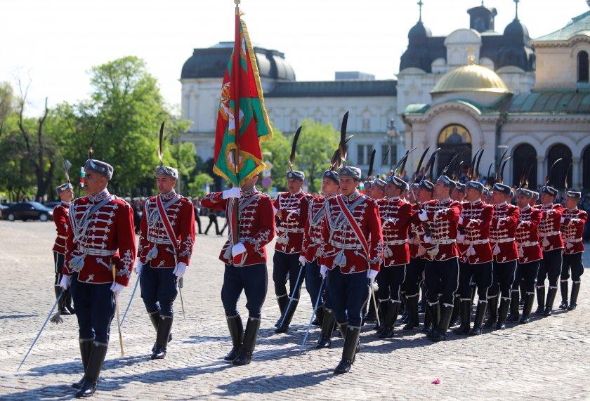 честваме деня храбростта празник българската армия снимки