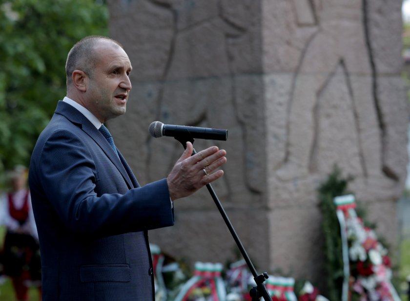 Радев потвърди: Избори на 11 юли, служебният премиер ще е мъж
