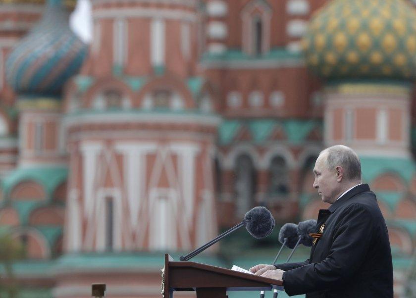 путин нареди промяна закона оръжията стрелбата казан