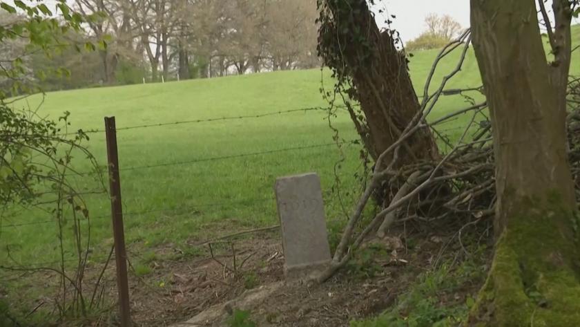Белгийски фермер премести граничен камък и смали територията на Франция