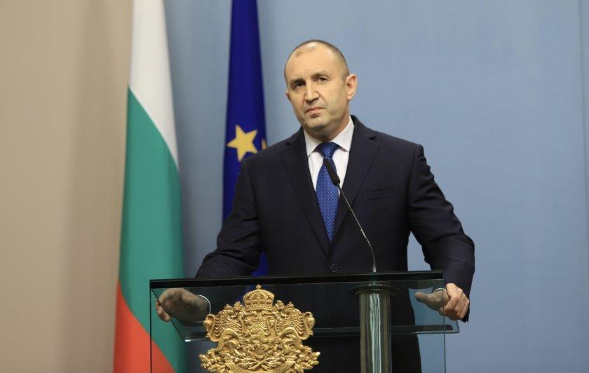 президентът радев започва консултации партиите новия състав цик