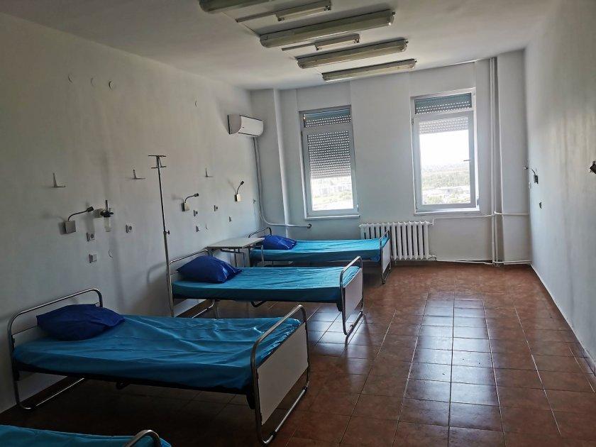 Натискът на третата вълна не отслабва, смята директорът на общинската болница в Пловдив
