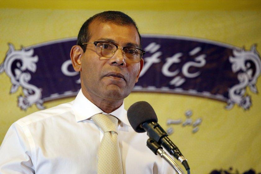 вчерашното покушение часова операция претърпял бившият президент малдивите