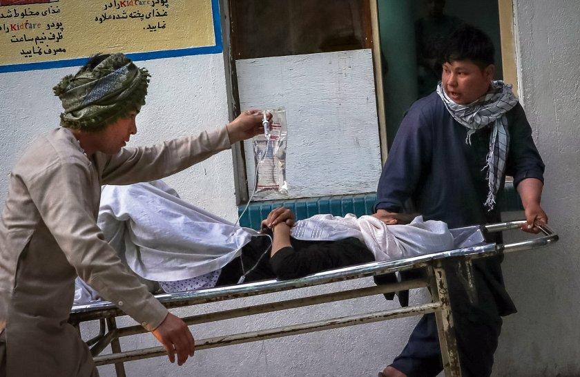 Взрив до училище в Кабул, има загинали