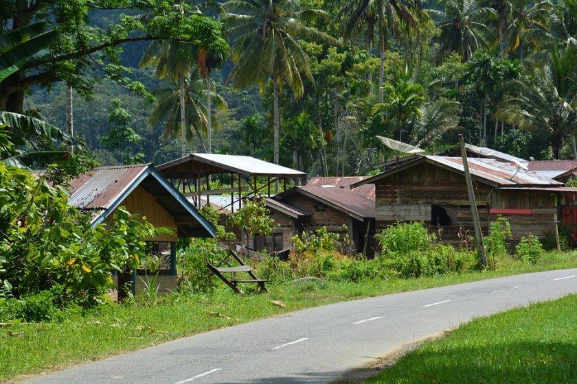 Земетресение с магнитуд 6,6 по Рихтер разтърси големия индонезийски остров