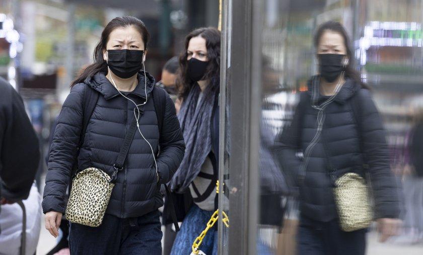сащ премахват маските закрито ваксинирани