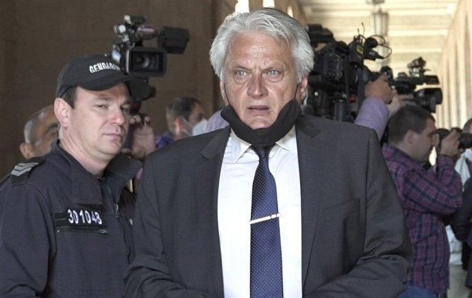 бойко рашков освободи длъжност административния секретар мвр бойко славчев