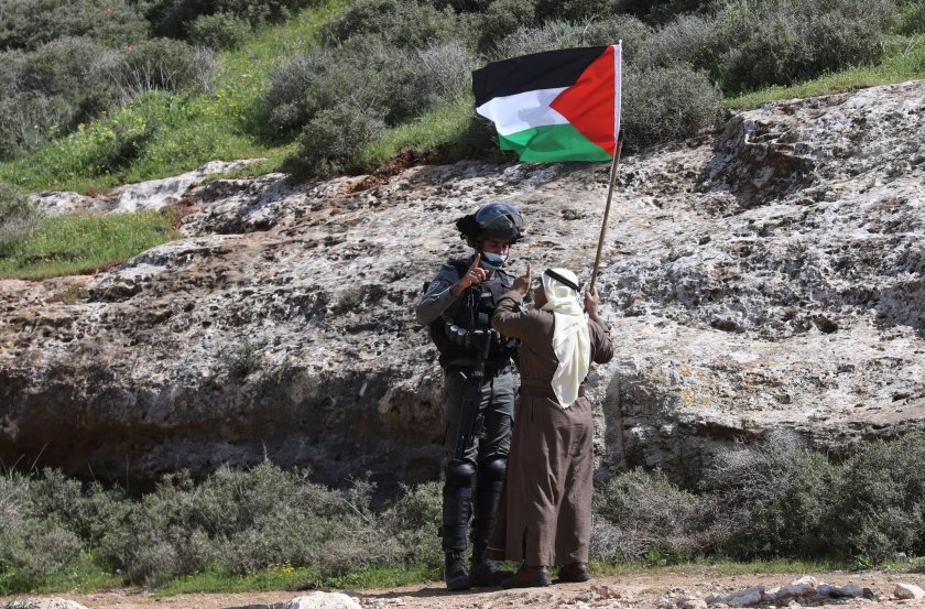дълбоките корени израело палестинския конфликт