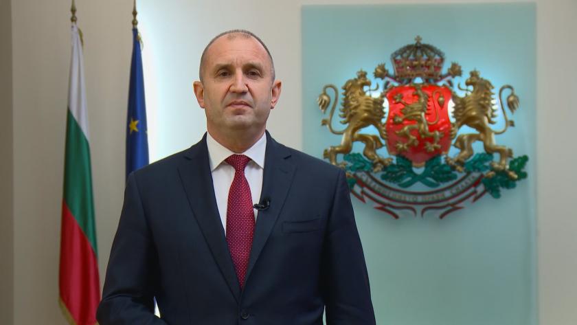 Президентът Румен Радев представя официално състава, структурата и приоритетите на