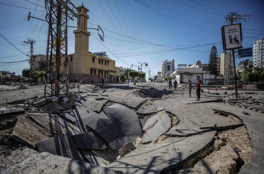 мвнр препоръва българите израел избягват червените зони