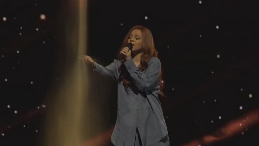 Българският представител на Евровизия Виктория с емоционална първа репетиция на