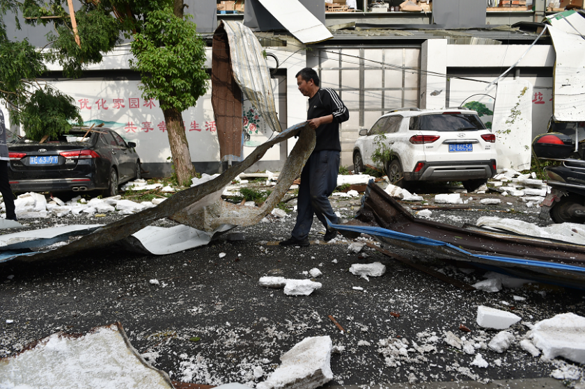 Торнадо в Китай взе 7 жертви
