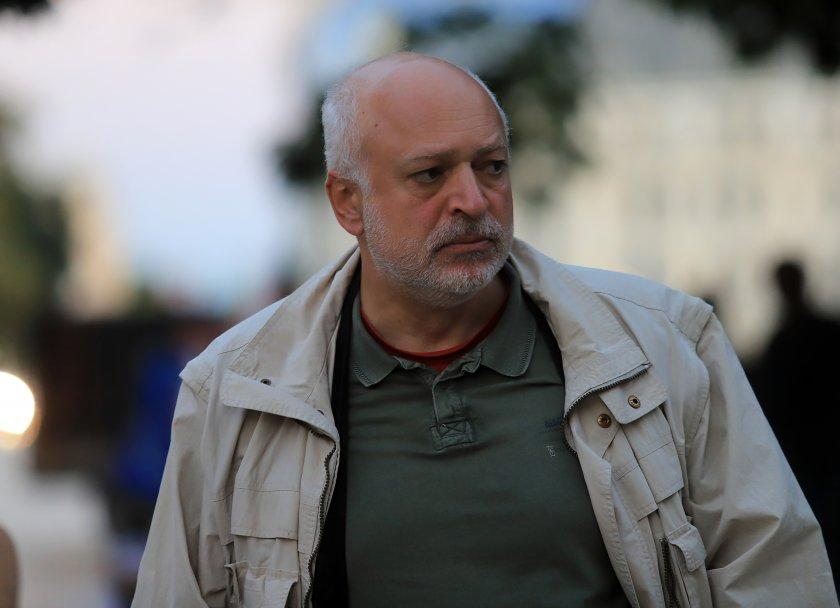 Служебният министър на културата Велислав Минеков с три ключови отказа